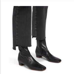 By Far ankle boots